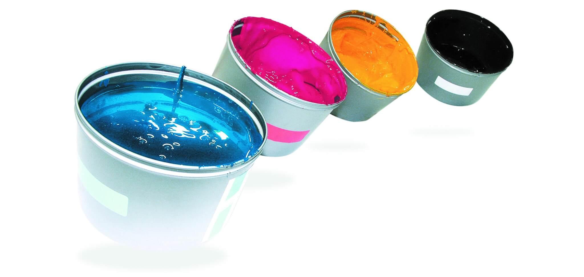 Wir drucken mit mineralölfreien Farben und denken an unsere Umwelt