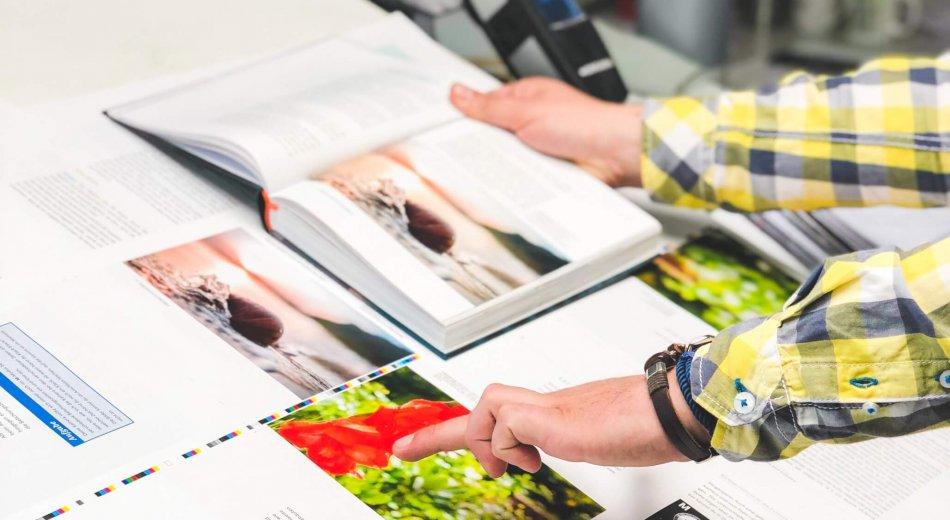 Professionelle Druckabnahme bei Dräger+Wullenwever Ihrer Druckerei